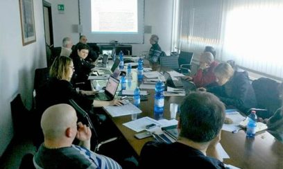 STAGE project kick-off meeting
